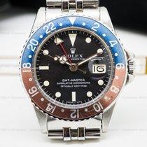 """ロレックス (Rolex) 1675 Vintage GMT Master """"Pepsi Bezel"""" SS..."""