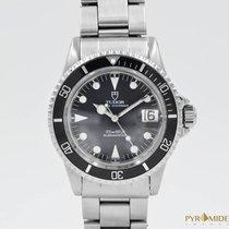 Tudor Submariner Oysterdate Lollipop Hands 76100