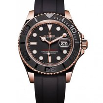 Rolex Yacht Master Rose Gold 37mm - 268655