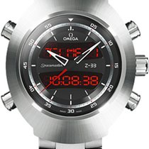Omega Speedmaster Spacemaster Z-33 Chronograph