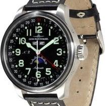Zeno-Watch Basel OS Pilot Full Calendar