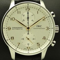 IWC Portugieser Chronograph stainless steel, ref.3714,like new