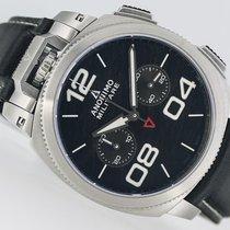 Anonimo Militare Classic Chronograph Black