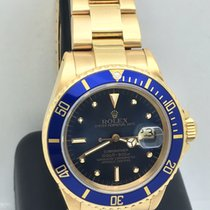 Rolex Submariner Gold Nipple Dial