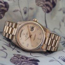 Rolex Day-Date Ref. 18039 Diamonds Dial