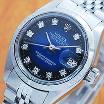 롤렉스 (Rolex) Rolex Diamonds DateJust Automatic Women's Watch
