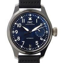 萬國 (IWC) Pilots Ceramics Blue Automatic IW502003