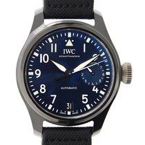 IWC Pilots Ceramics Blue Automatic IW502003