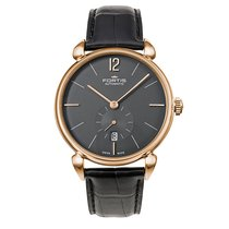 Fortis TERRESTIS Orchestra p.m. Gold Date Automatic Roman 9001331