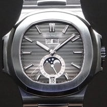Patek Philippe 5726/1A-001 Nautilus Annual Calendar 40.5mm Black