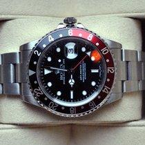Rolex GMT Master II, SEL, Coke - P - 2002