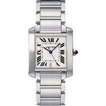 Cartier TANK FRANCAISE LARGE