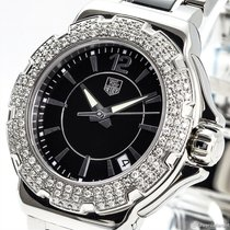 TAG Heuer Formula 1 Diamonds WAH1214.BA0859 – Full-Set –...
