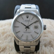 Rolex OYSTER DATE 1500 Original White Dial with Folded Oyster...