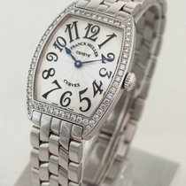 Franck Muller - Cintree Curvex Lady's Medium Stainless...