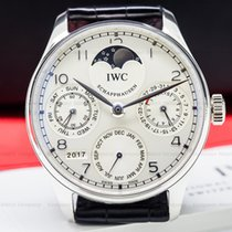 IWC IW502219 Portuguese Perpetual Calendar Platinum Limited...