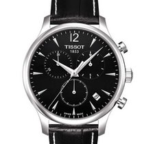 Tissot Men's T0636171605700 T Classic Tradition Watch