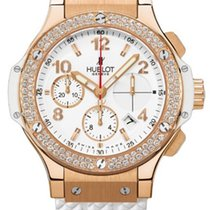Hublot 341.PE.2010.RW.1104 Big Bang in Rose Gold with Diamond...
