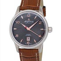 Alpina Alpiner Date Automatic Men's Watch – AL-525VG4E6