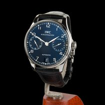 IWC Portuguese Automatic Steel Seven Days