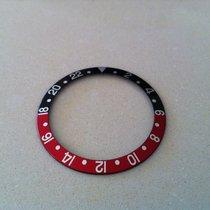Rolex Insert/bezel SERIF coke- GMT 16700/16710/16760