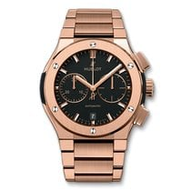 Hublot Classic Fusion Chronograph King Gold Bracelet 45 mm