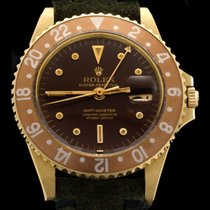 Rolex Unworn gmt ref 1675 with Stella Dial with Concord hands