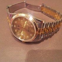 Rolex Datejust 116233 Jubilee Diamanten Ziffernblatt