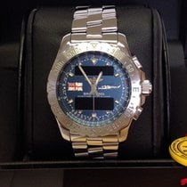 Breitling Airwolf A78363 - Limited Edition Serviced By Breitling