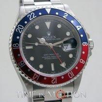 ロレックス (Rolex) GMT MASTER 16700 PEPSI Luminova Swiss only dial...