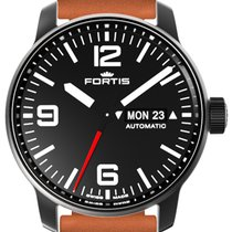 Fortis Cosmonautis Spacematic Stealth 623.18.18 L.08