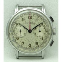 Longines | Vintage Stainless Steel Chronograph 13zn