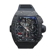 Richard Mille Automatic Flyback Chronograph Dual Time Zone Jet...