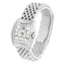 Bedat & Co No 3 Ladies Stainless Steel Diamond Watch...