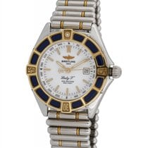 Breitling Lady J Two Tone Ladies Watch – D52065/C174