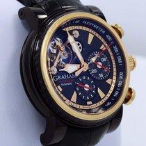 Graham Tourbillograph 2twao.b01a Silverston Woodcote Watch...