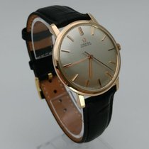 Omega 18 kt yellow gold Omega automatic men's wristwatch -...