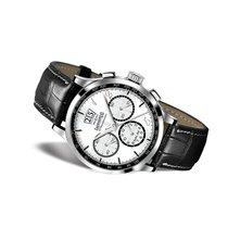 Eberhard & Co. Extra Fort 125, bianco, cronografo, data,...