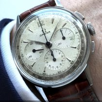 Omega Serviced Wonderful Vintage Omega Chronograph - Steel