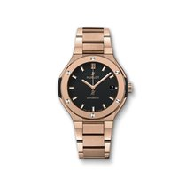 Hublot Classic Fusion King Gold Bracelet Automatic 33mm