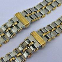 Breguet unused Marine Bracelet in Steel & Gold - 17 mm