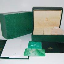 Rolex Day-Date Box mit Umkarton und Zubehör