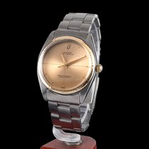 Rolex Oyster Perpetual Steel and Gold Automatic Men Size