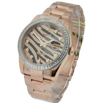 Rolex Unworn 116285bbr Rose Gold Zebra - Royal Pink - with...