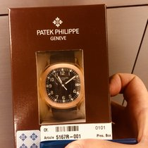 Patek Philippe Aquanaut 5167R-001 double seald 2017