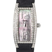 Piaget Limelight Tonneau Ladies White Gold