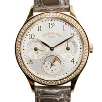 Patek Philippe New  Grand Complications Pink Gold Diamond...