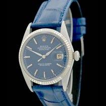 Rolex Datejust -Vintage- Ref.: 1601 - Edelstahl/Weissgold -...