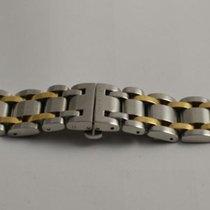 Zenith El Primero Rainbow Stahl/gold Armband Bracelet 20mm Rar