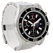 Breitling Aeromarine Superocean Chronograph Ii Mens Watch A13341